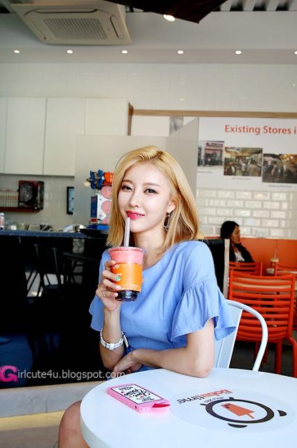 2 Ji Na - very cute asian girl-girlcute4u.blogspot.com