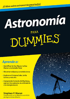 Libro en pdf Astronomia para dummies Stephen P Maran