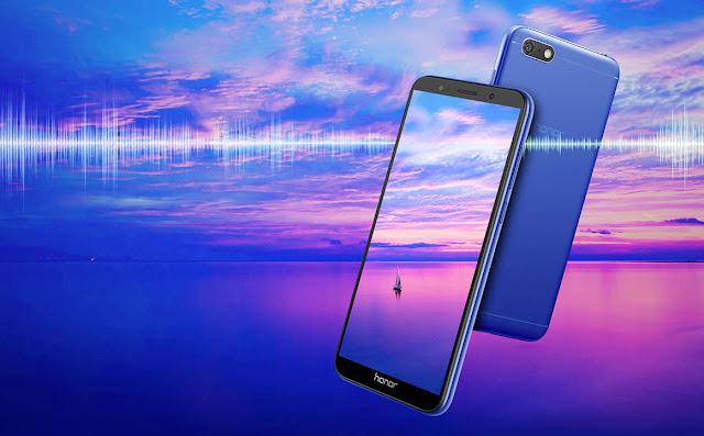 Smartphone Honor 7S Telah Hadir di Indonesia