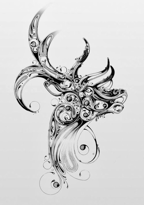 02-Dear-Si-Scott-Inked-Animals-Drawings-Resonate-www-designstack-co