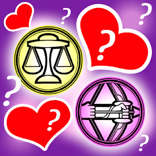 ¿Amor entre Libra y Sagitario?