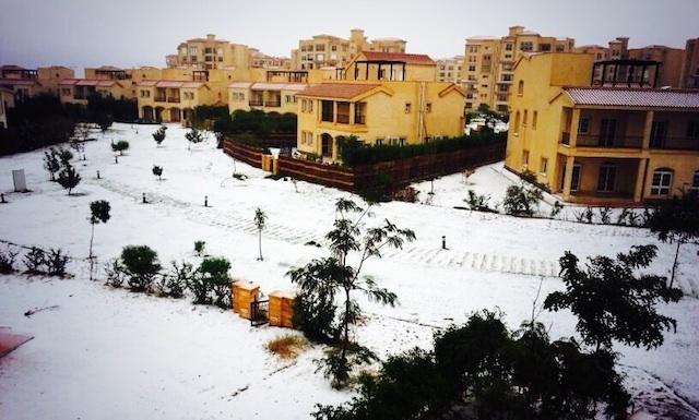 Musim Sejuk di Malaysia Membuatkan Aku Teringat Winter Di Mesir