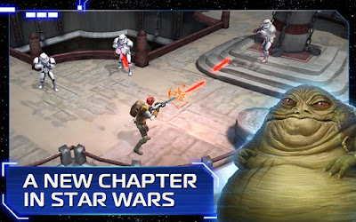 Star Wars Uprising 1.0.2 MOD APK+DATA-screenshot-1