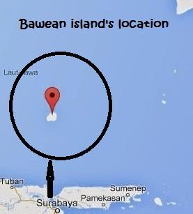 Bawean island