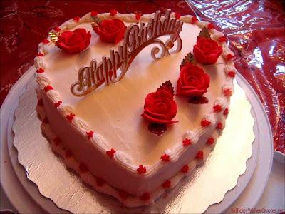 Beautiful Happy Birthday Cake Images