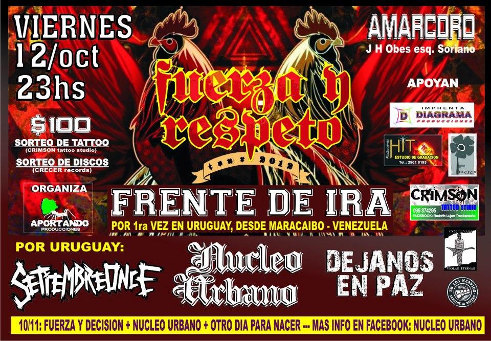 Hardcore Montevideo 24