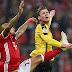 #Dortmund derrota al #BayernMunich y se mete a la final de la #DFBPokal