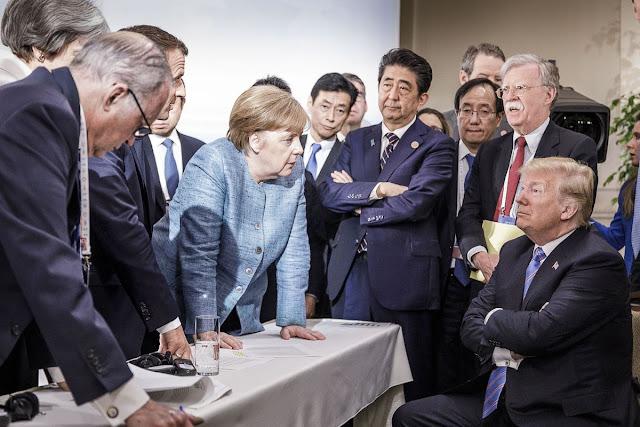 Η Ευρώπη δεν μπορεί να περιμένει το τέλος του Τραμπ