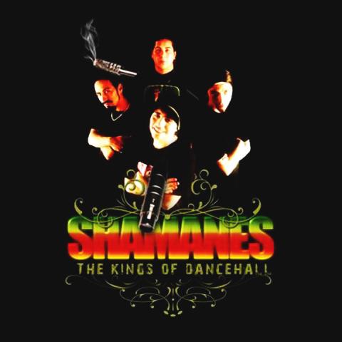 Shamanes Crew - El ritual - Portada