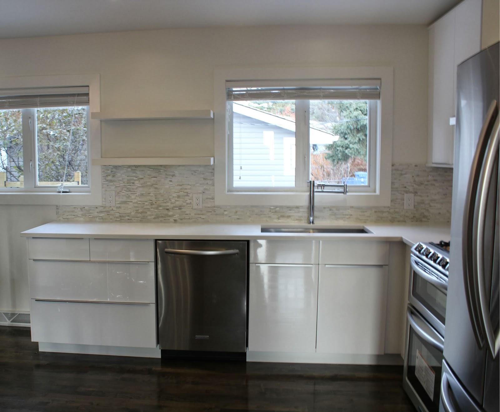 kitchen smoke detector wall organizer ikea faktum high gloss white  nazarm
