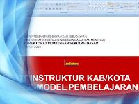 Download Panduan Model Pembelajaran Kurikulum 2013 Power Point