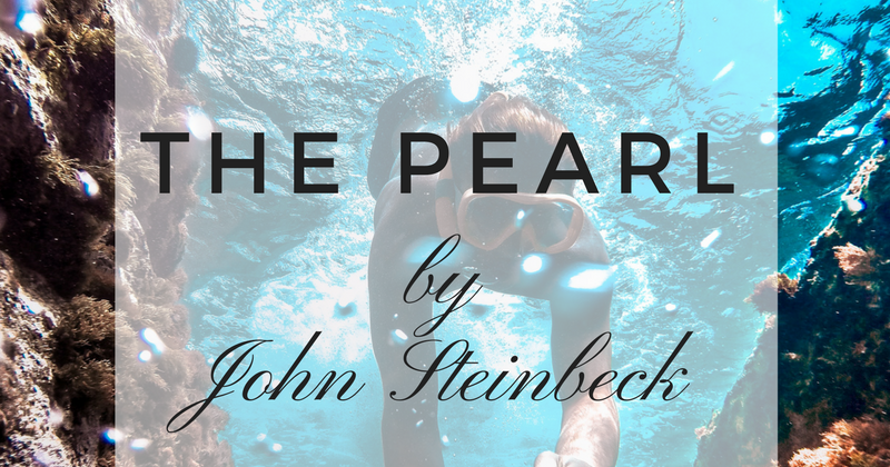 the moral lesson of the pearl by john steinbeck To help each other in any situation  what is the moral lesson in the book the  pearl by john steinbeck  moral lessons about the movie star wars  dear  john teaches us to treasure what we have because one day we could lost it.