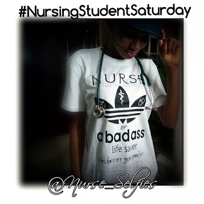 Nursing Student Saturday!