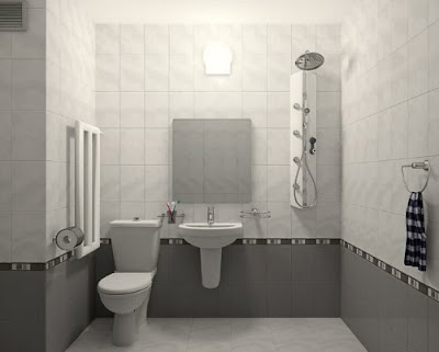 7 Desain Terbaru Kamar Mandi Minimalis Dengan Tampilan Shower Stylish 2