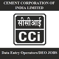Cement Corporation of India Limited, CCI, freejobalert, Sarkari Naukri, CCI Answer Key, Answer Key, cci logo
