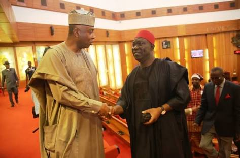 Saraki Calls Emergency Meeting Of National Assembly Leaders