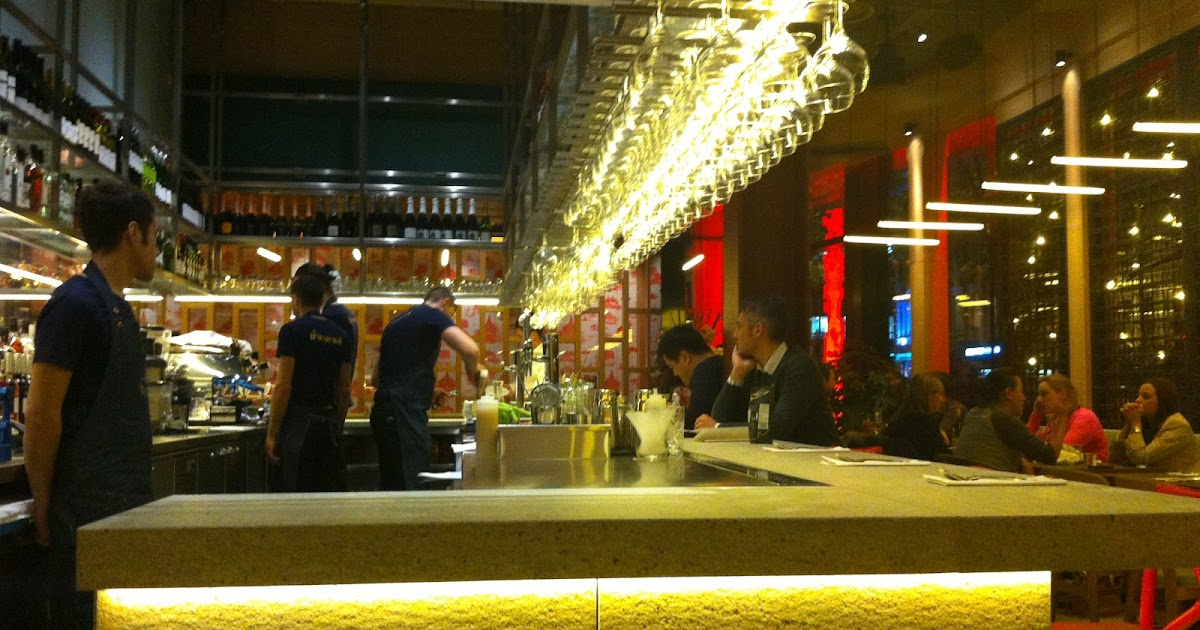 Thai Restaurant Angel Islington