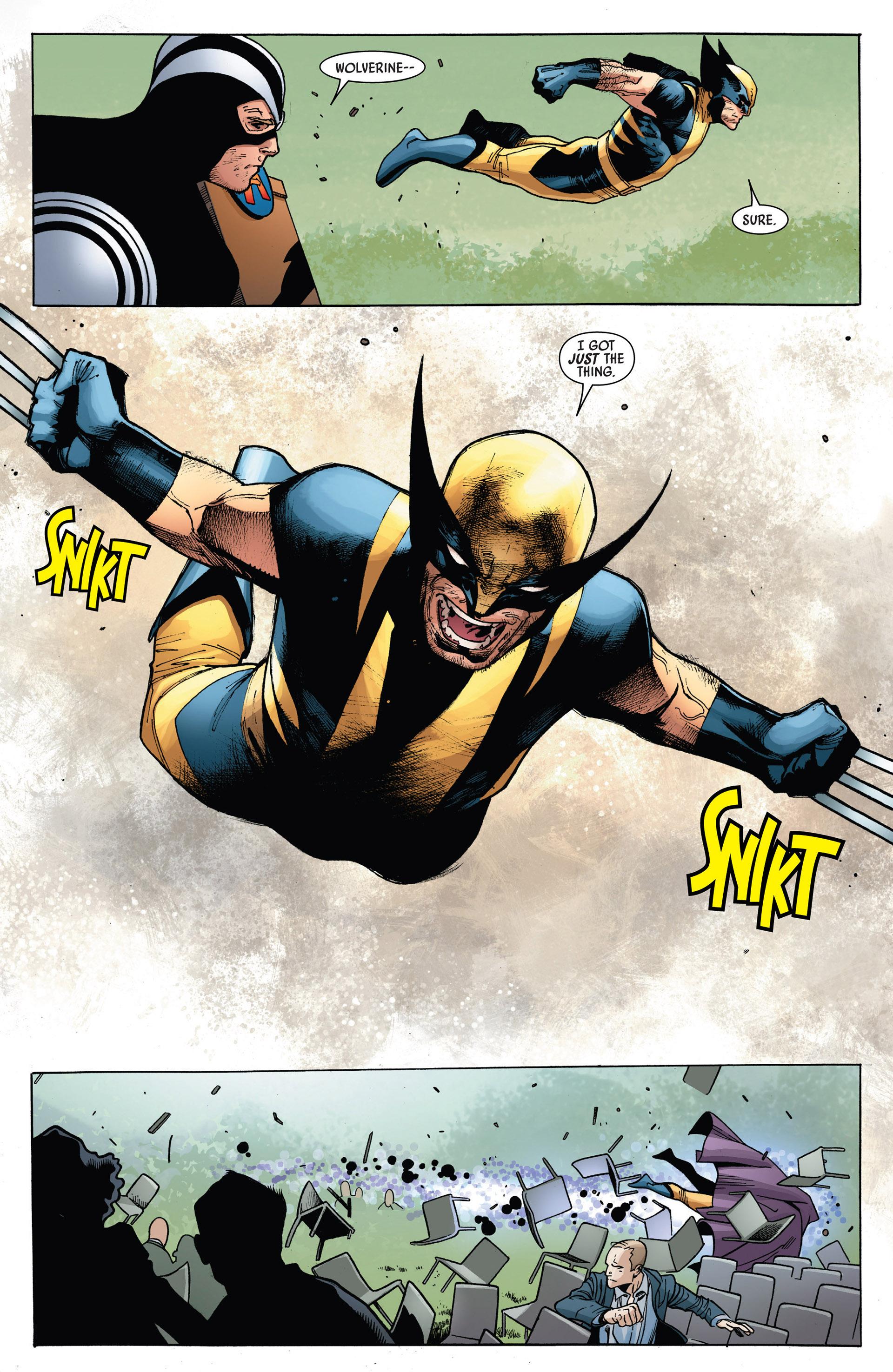 Read online Uncanny Avengers (2012) comic -  Issue #5 - 18