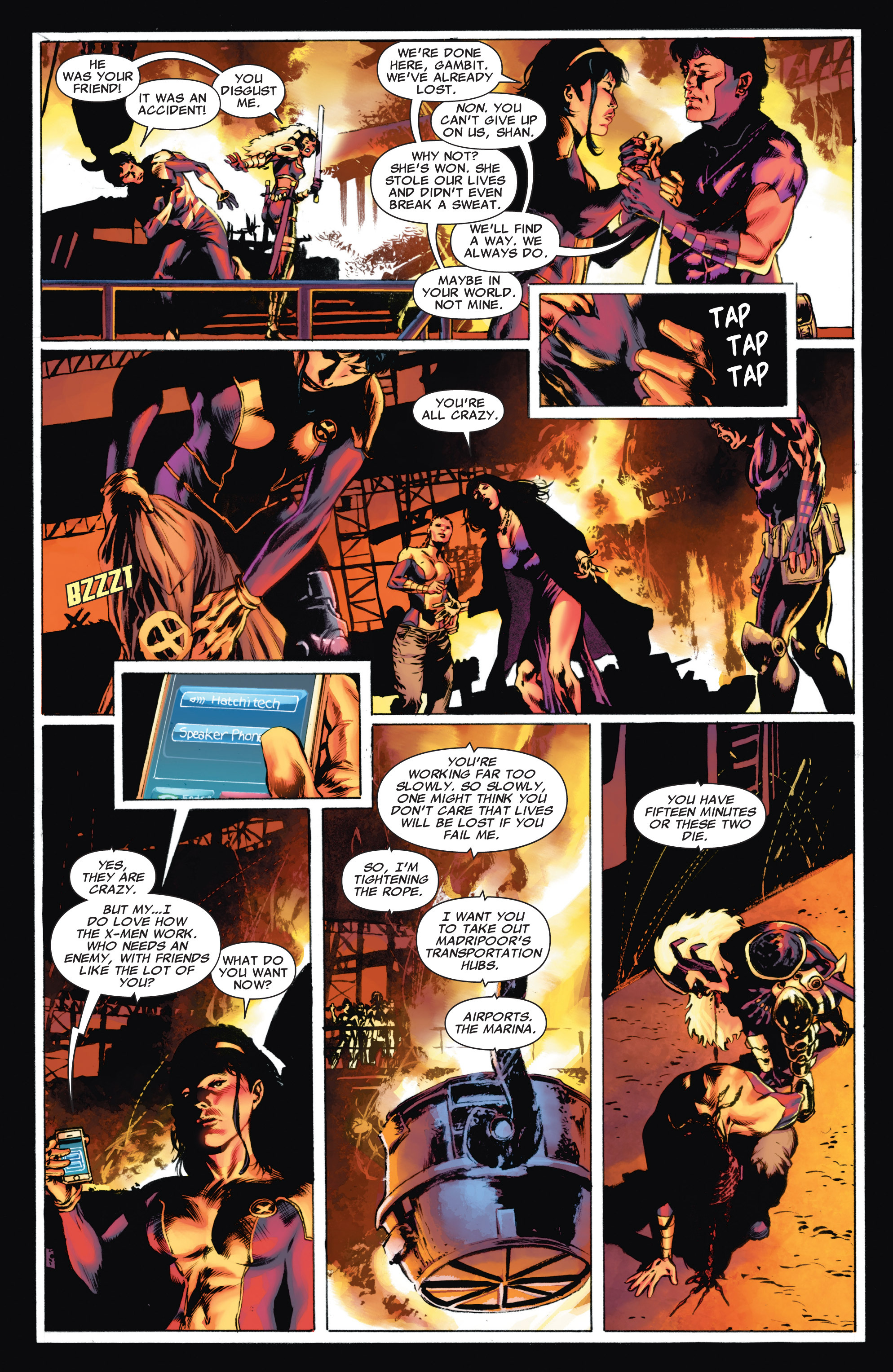 Read online Astonishing X-Men (2004) comic -  Issue #55 - 7
