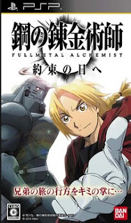 Download Fullmetal Alchemist - To The Promised Day CSO ISO PSP PPSSPP
