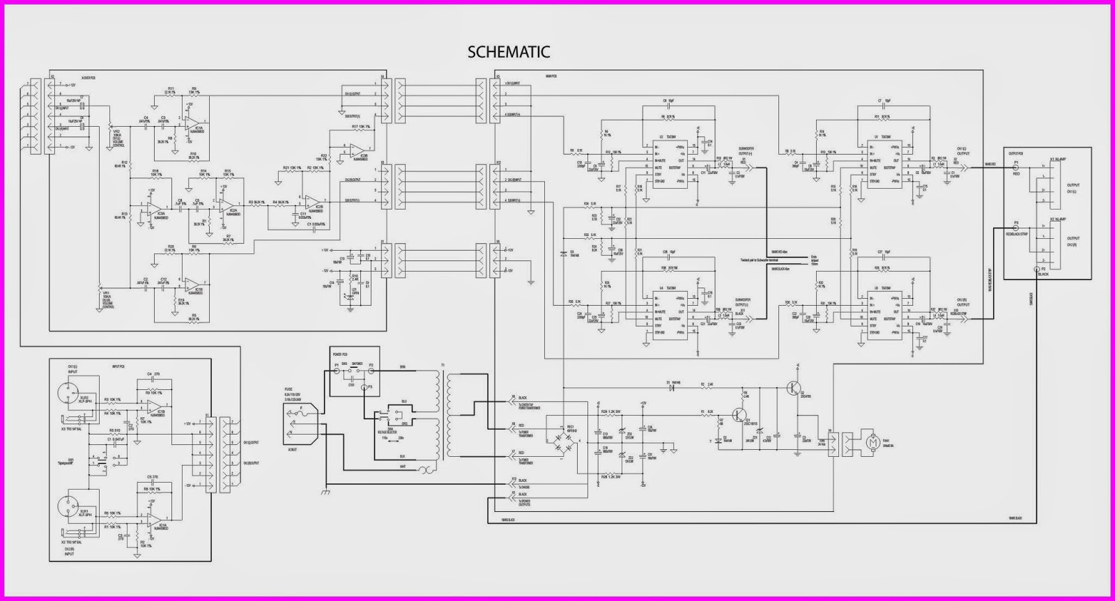 2 Position Rotary Switch Schematic