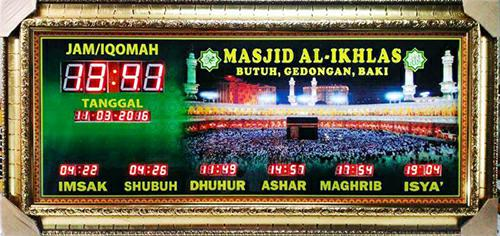 Jadwal Imsakiyah Bulan Puasa Ramadhan Hari Ini Depag 1439 / 2018