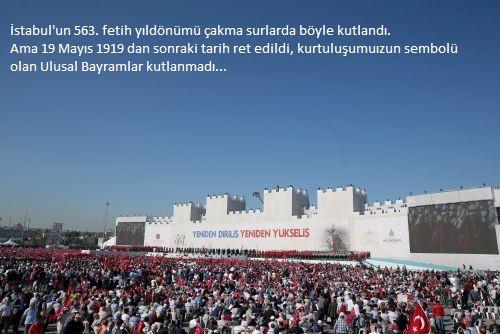 İstanbul'un Alınışını Hıristiyanlar da Araplar da Kıyamet Alâmeti Saydılar (1)