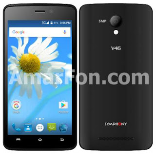 Symphony Xplorer V46 Price in BD Bangladesh, Reviews, Specifications
