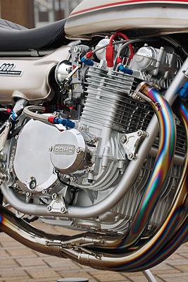 Racing Cafè: Kawasaki Z1 900 No013 by Bull Dock