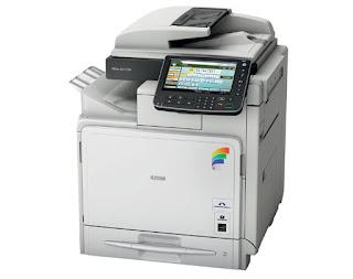 Impresora Ricoh Aficio MP C300