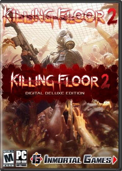 Killing Floor 2 Digital Deluxe Edition PC Full Game Español
