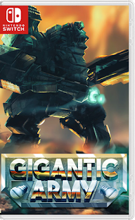 GIGANTIC%2BARMY - GIGANTIC ARMY Switch NSP