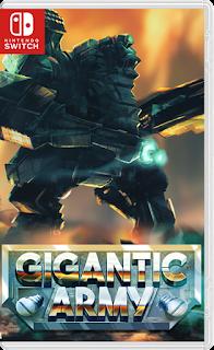 GIGANTIC%2BARMY - GIGANTIC ARMY Switch NSP