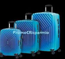 Logo Concorso ''Destination Style'' vinci 250 Bagagli Samsonite e voucher Volagratis