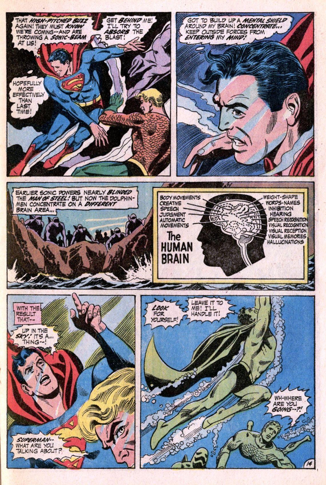 Read online World's Finest Comics comic -  Issue #203 - 21