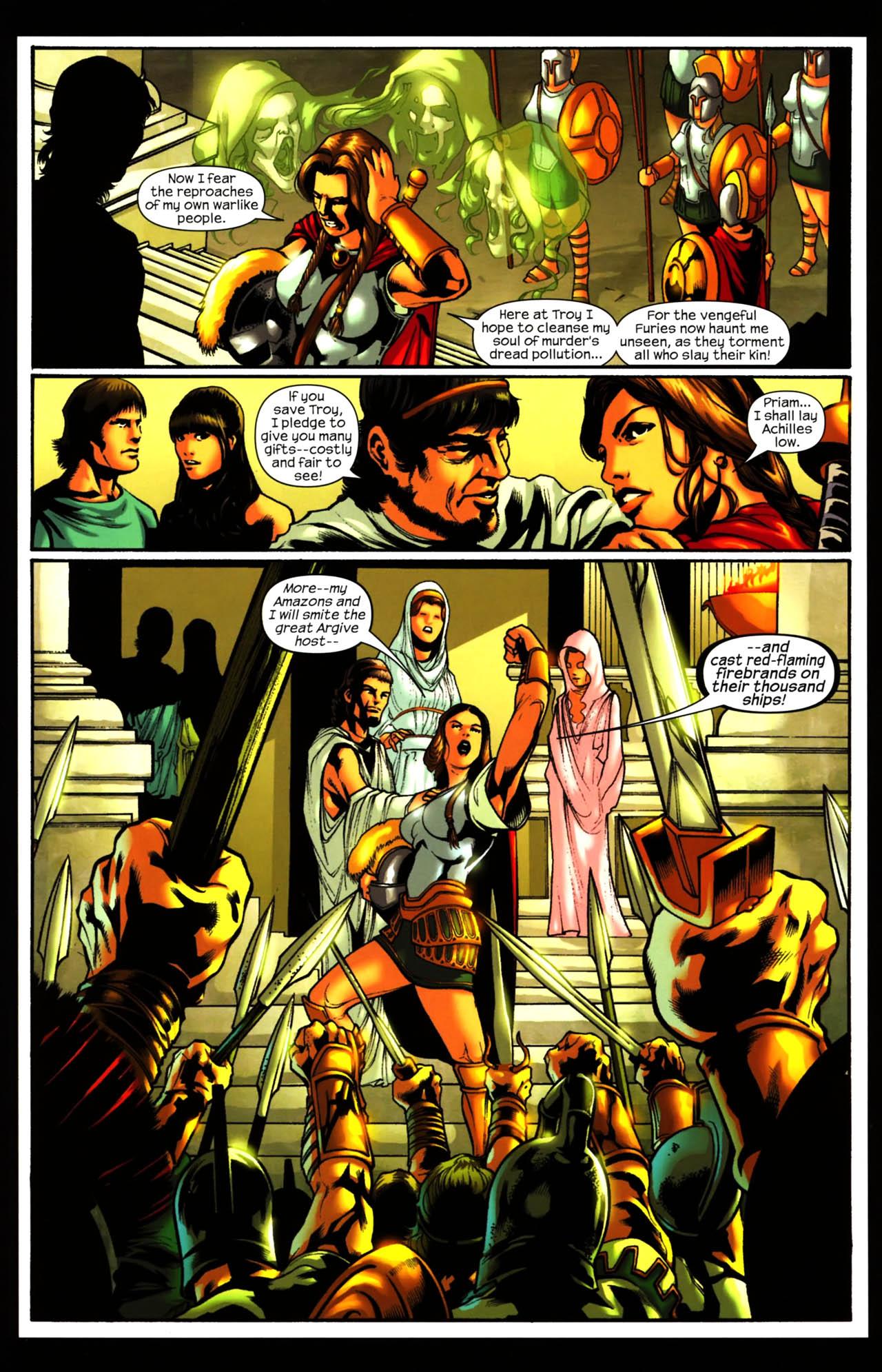 Read online Trojan War comic -  Issue #3 - 5
