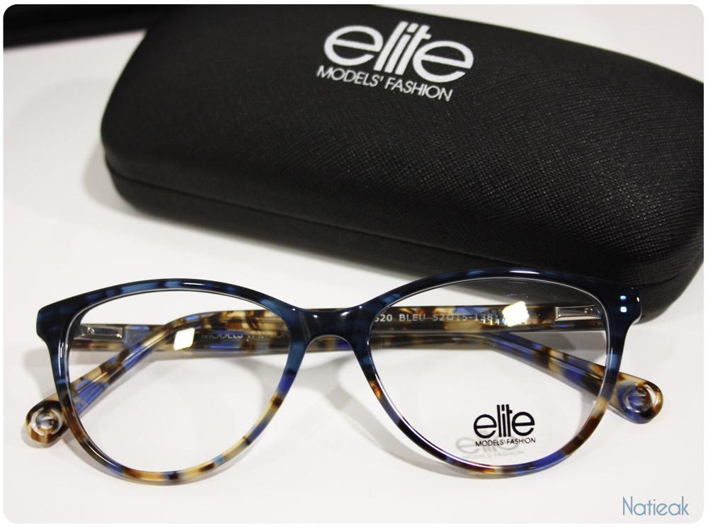 lunette Elite effet marbré