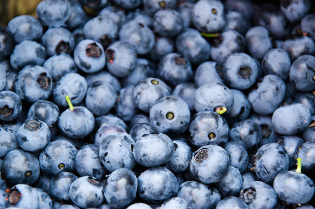 blueberries for a healthy heart