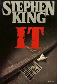 Portada de It (Eso), de Stephen King