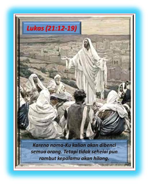 LUKAS 21:12-19