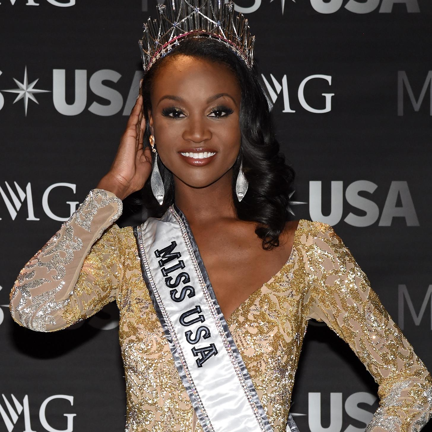 Miss distrito de columbia teen usa