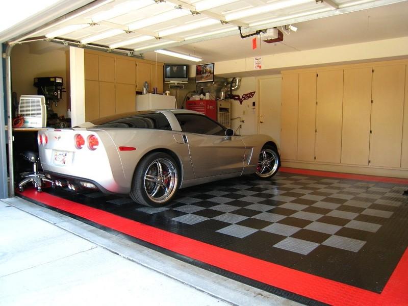Garage Floor Plans