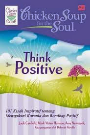 Buku Chicken Soup for the Soul: Think Positive