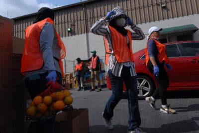 Efforts Underway to Get Food from US Farms to Americans in Need