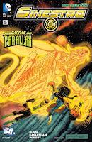 Os Novos 52! Sinestro #5