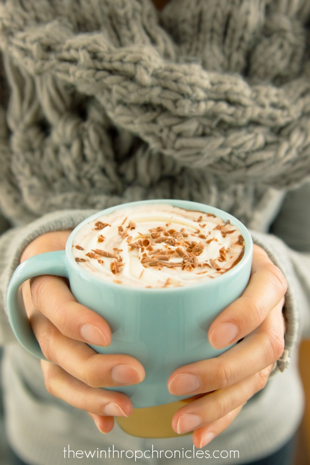Homemade Hot Cocoa