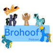 Brohoof Podcast Year One Fundraiser!