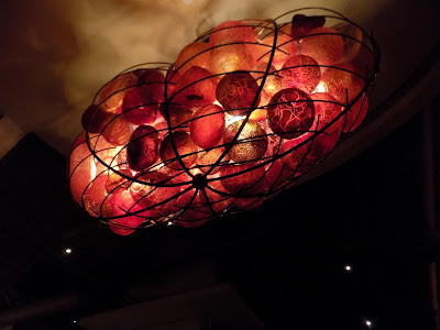 Blown Glass Lights