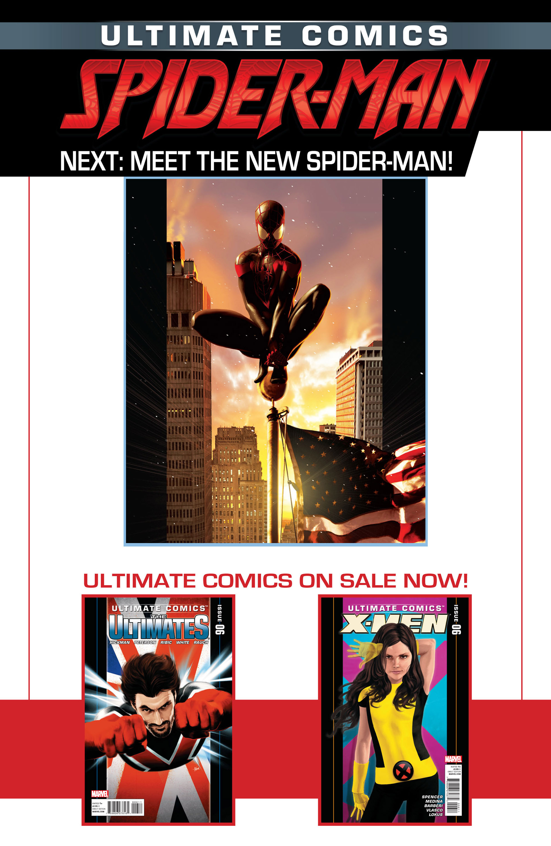 Read online Ultimate Comics Spider-Man (2011) comic -  Issue #6 - 23