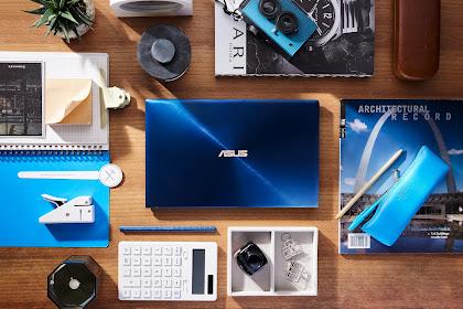 Kreatifitas Tanpa Batas Bersama ASUS ZenBook 14 UX433FN